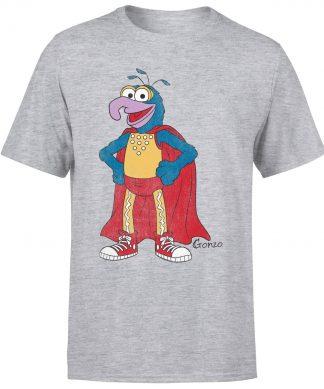 T-Shirt Homme Gonzo Muppets Disney - Gris - XS - Gris chez Casa Décoration