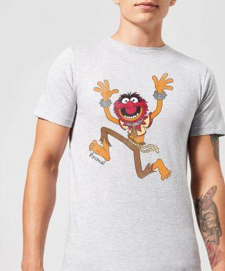 T-Shirt Homme Animal Muppets Disney - Gris - XS - Gris chez Casa Décoration