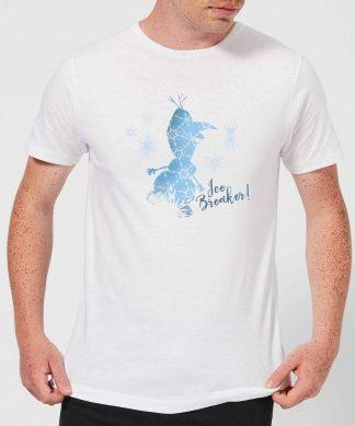 Frozen 2 Ice Breaker Men's T-Shirt - White - XS - Blanc chez Casa Décoration