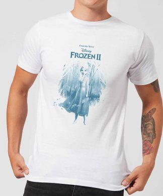 Frozen 2 Find The Way Men's T-Shirt - White - XS - Blanc chez Casa Décoration