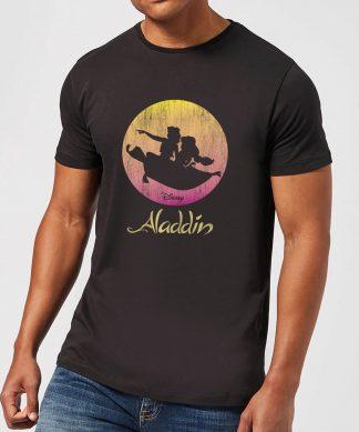 Disney Aladdin Flying Sunset Men's T-Shirt - Black - XS - Noir chez Casa Décoration