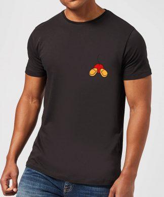 Disney Mickey Mouse Backside Men's T-Shirt - Black - XS chez Casa Décoration