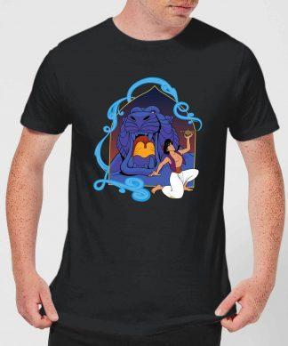 Disney Aladdin Cave Of Wonders Men's T-Shirt - Black - XS chez Casa Décoration