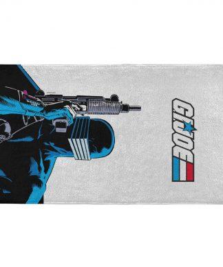 G.I. Joe Head Print - Fitness Towel chez Casa Décoration