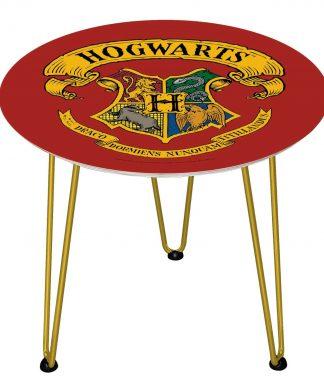 Table en bois Decorsome - Ecusson Harry Potter - Doré chez Casa Décoration