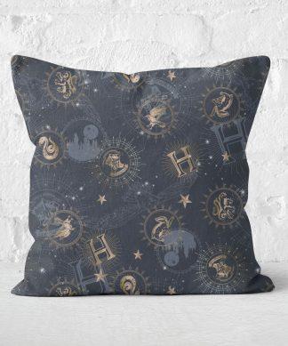 Harry Potter Yule Ball Square Cushion - 60x60cm - Soft Touch chez Casa Décoration