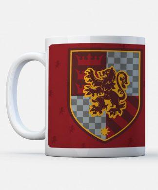 Mug Harry Potter - Maison Gryffondor chez Casa Décoration