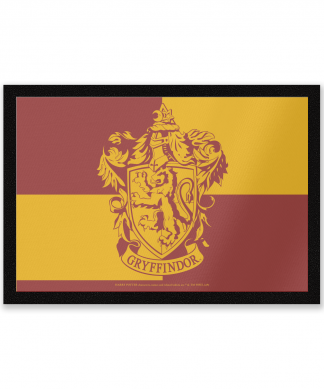Paillasson Gryffondor Harry Potter chez Casa Décoration