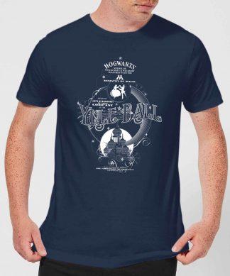 Harry Potter Yule Ball Men's T-Shirt - Navy - XS - Navy chez Casa Décoration