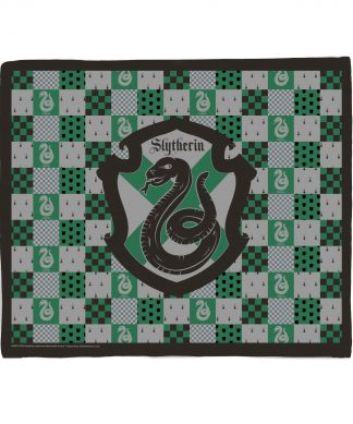 Harry Potter Slytherin Bed Throw chez Casa Décoration