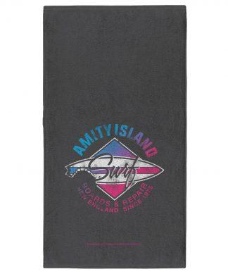 Jaws Amity Island - Fitness Towel chez Casa Décoration