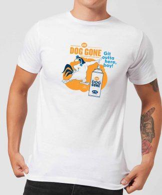Looney Tunes ACME Dog Gone Men's T-Shirt - White - XS - Blanc chez Casa Décoration