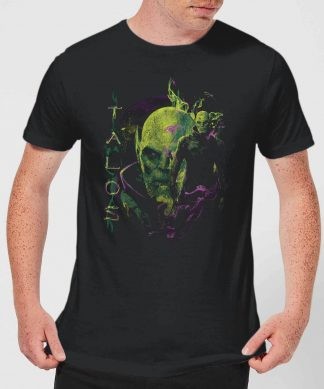 Captain Marvel Talos Men's T-Shirt - Black - XS - Noir chez Casa Décoration