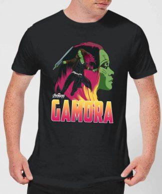 T-Shirt Homme Gamora Avengers - Noir - XS chez Casa Décoration