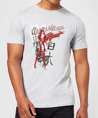 T-Shirt Homme Elektra Assassin - Marvel Knights - Gris - XS - Gris chez Casa Décoration