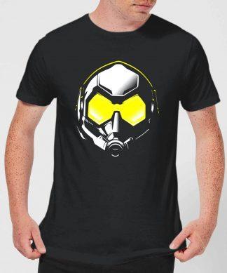 T-Shirt Homme Ant-Man et la guêpe - Hope Mask - Noir - XS - Noir chez Casa Décoration
