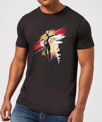 T-Shirt Homme Ant-Man et la guêpe - Brossé - Noir - XS - Noir chez Casa Décoration