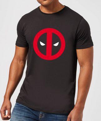 T-Shirt Homme Deadpool (Marvel) Logo Propre - Noir - XS - Noir chez Casa Décoration