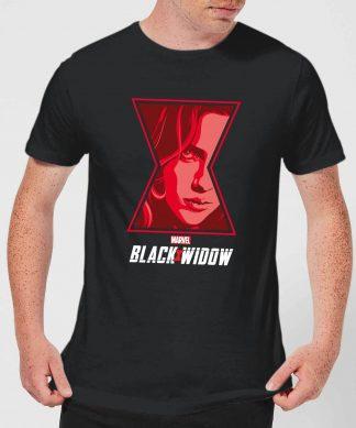 Black Widow Close Up Men's T-Shirt - Black - XS - Noir chez Casa Décoration