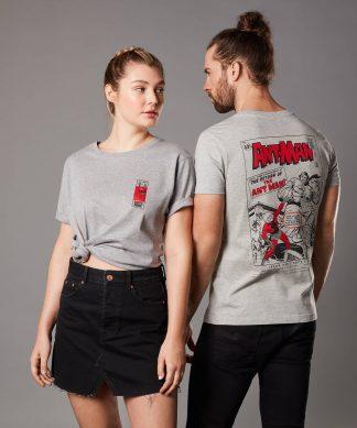 T-shirt Marvel Ant-Man Issue 35 - Gris - Unisexe - XS - Gris chez Casa Décoration