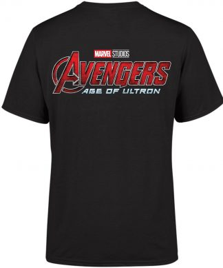 Marvel 10 Year Anniversary Age Of Ultron Men's T-Shirt - Black - XS chez Casa Décoration
