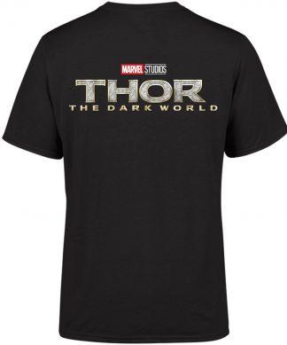 Marvel 10 Year Anniversary Thor The Dark World Men's T-Shirt - Black - XS - Noir chez Casa Décoration