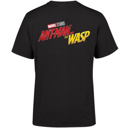 Marvel 10 Year Anniversary Ant-Man And The Wasp Men's T-Shirt - Black - XS - Noir chez Casa Décoration