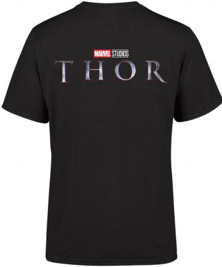 Marvel 10 Year Anniversary Thor Men's T-Shirt - Black - XS chez Casa Décoration