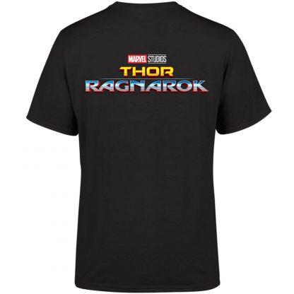 Marvel 10 Year Anniversary Thor Ragnorok Men's T-Shirt - Black - XS - Noir chez Casa Décoration