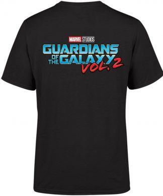 Marvel 10 Year Anniversary Guardians Of The Galaxy Vol. 2 Men's T-Shirt - Black - XS - Noir chez Casa Décoration