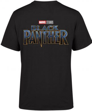 Marvel 10 Year Anniversary Black Panther Men's T-Shirt - Black - XS chez Casa Décoration