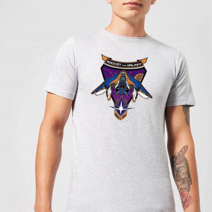 Marvel Guardians Of The Galaxy Rockin Milano Men's T-Shirt - Grey - XS - Gris chez Casa Décoration