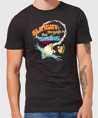 Marvel Guardians Of The Galaxy Milano Stars Men's T-Shirt - Black - XS - Noir chez Casa Décoration