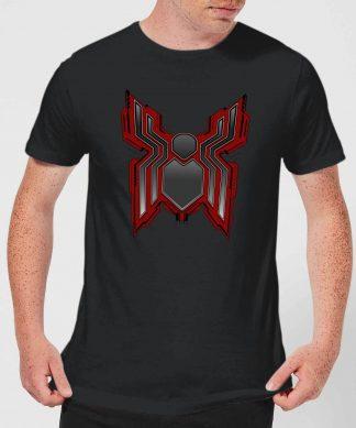 Spider-Man Far From Home Tech Icon Men's T-Shirt - Black - XS chez Casa Décoration