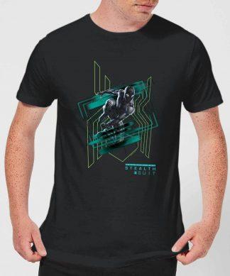 Spider-Man Far From Home Stealth Suit Men's T-Shirt - Black - XS - Noir chez Casa Décoration