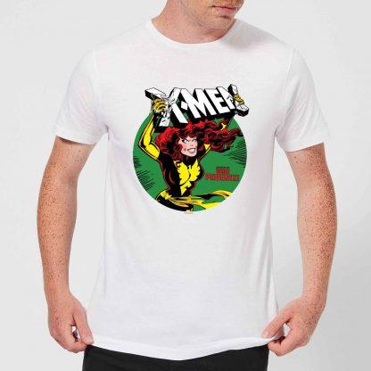 X-Men Defeated By Dark Phoenix Men's T-Shirt - White - XS chez Casa Décoration
