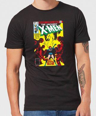 X-Men Dark Phoenix The Black Queen Men's T-Shirt - Black - XS - Noir chez Casa Décoration