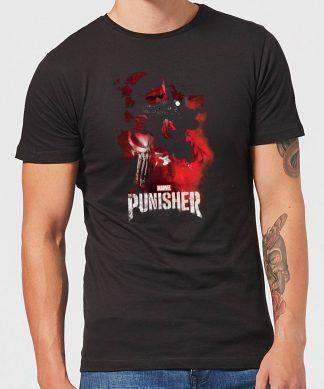 Marvel The Punisher Men's T-Shirt - Black - XS - Noir chez Casa Décoration