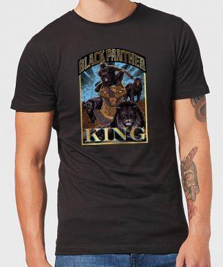 Marvel Black Panther Homage Men's T-Shirt - Black - XS chez Casa Décoration
