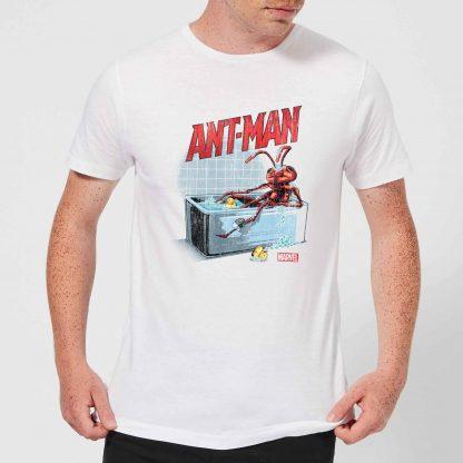 Marvel Bathing Ant Men's T-Shirt - White - XS - Blanc chez Casa Décoration