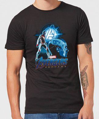 T-shirt Avengers: Endgame Nebula Suit - Homme - Noir - XS - Noir chez Casa Décoration