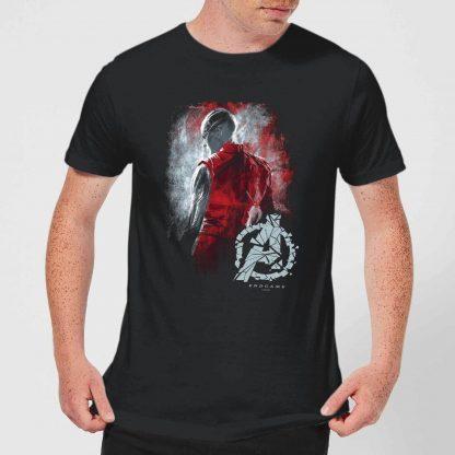 T-shirt Avengers Endgame Nebula Brushed - Homme - Noir - XS - Noir chez Casa Décoration
