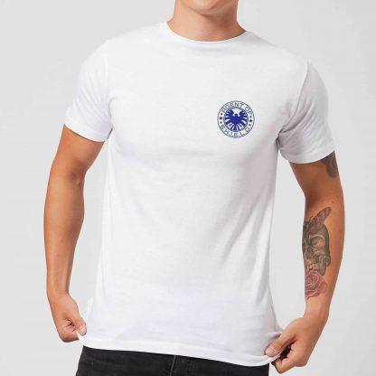 Marvel Avengers Agent Of Shield Men's T-Shirt - White - XS chez Casa Décoration