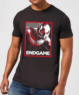 Avengers Endgame Ant-Man Poster Men's T-Shirt - Black - XS - Noir chez Casa Décoration