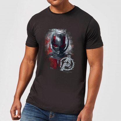 T-shirt Avengers Endgame Ant Man Brushed - Homme - Noir - XS - Noir chez Casa Décoration