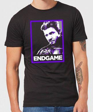 Avengers Endgame Hawkeye Poster Men's T-Shirt - Black - XS - Noir chez Casa Décoration