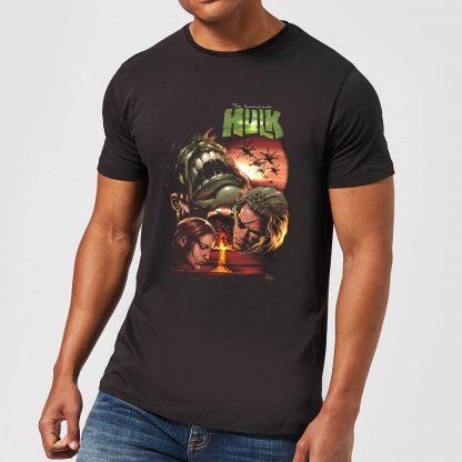 Marvel Incredible Hulk Dead Like Me Men's T-Shirt - Black - XS - Noir chez Casa Décoration