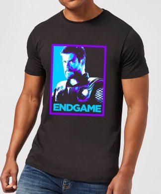 Avengers Endgame Thor Poster Men's T-Shirt - Black - XS - Noir chez Casa Décoration