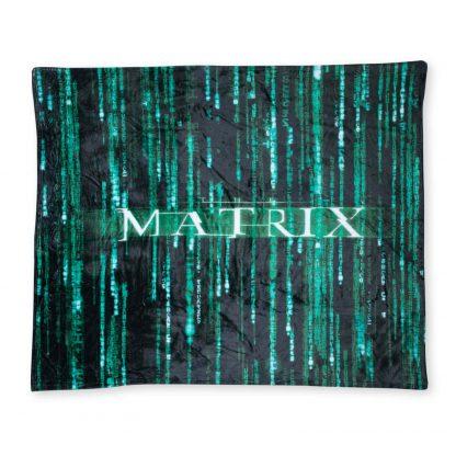 The Matrix Bed Throw chez Casa Décoration
