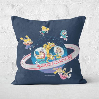 Coussin Nickelodeon Space Cadets - 60x60cm - Soft Touch chez Casa Décoration